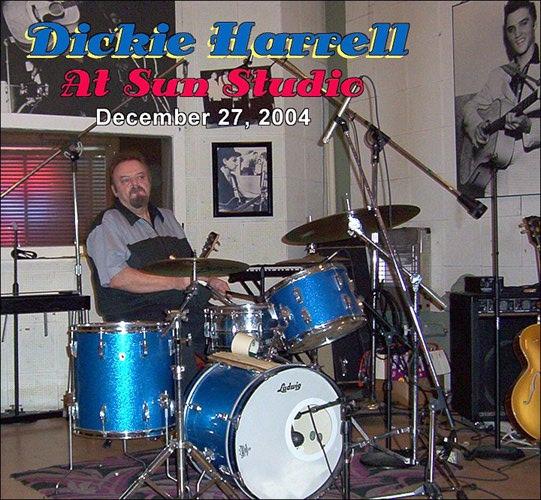 Dickie Harell AaHeaderDickie