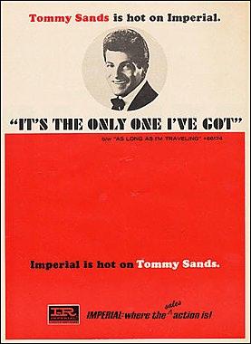 """Résultat de recherche d'images pour """"tommy sands the promise"""""""