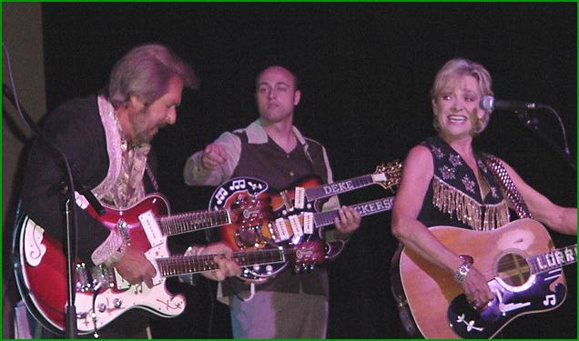 THE UNIQUE GUITAR BLOG: Mosrite Guitars and Semie Moseley